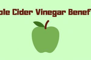 Apple Cider Vinegar Drink Benefits
