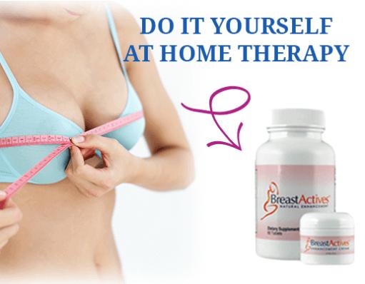 Breast Enhancement result