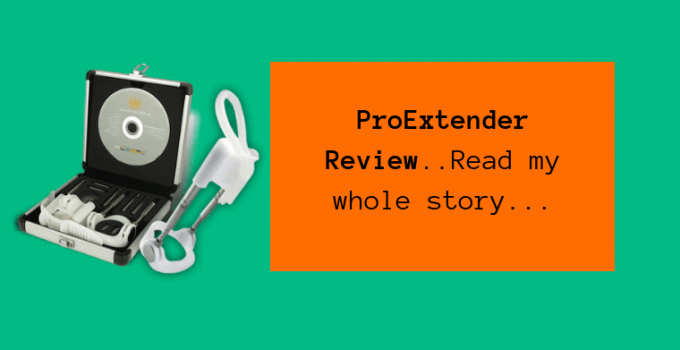 ProExtender Review 2019