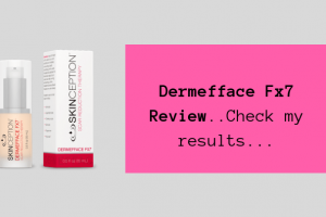 Dermefface Fx7 Review 2020 – The Best Scar Removal Therapy