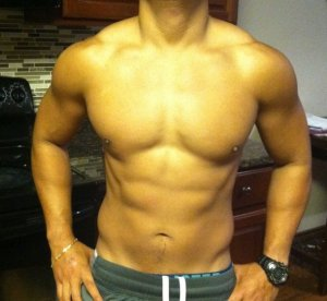 My Body image after using the HyperGH14x Daily Growth Hormone (HGH) Releaser for BodyBuilders