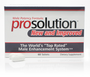 Prosolution pills Top rated male enhancement system