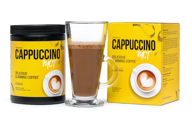 Cappuccino MCT pro
