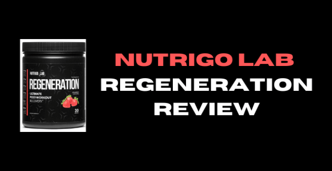 Nutrigo Lab Regeneration Review