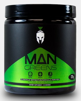 man greens