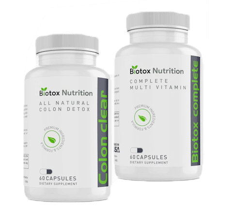 Biotox nutrition is the top colon cleanse pill
