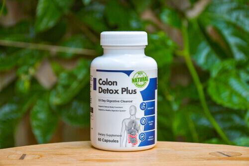 Colon Detox Plus pills
