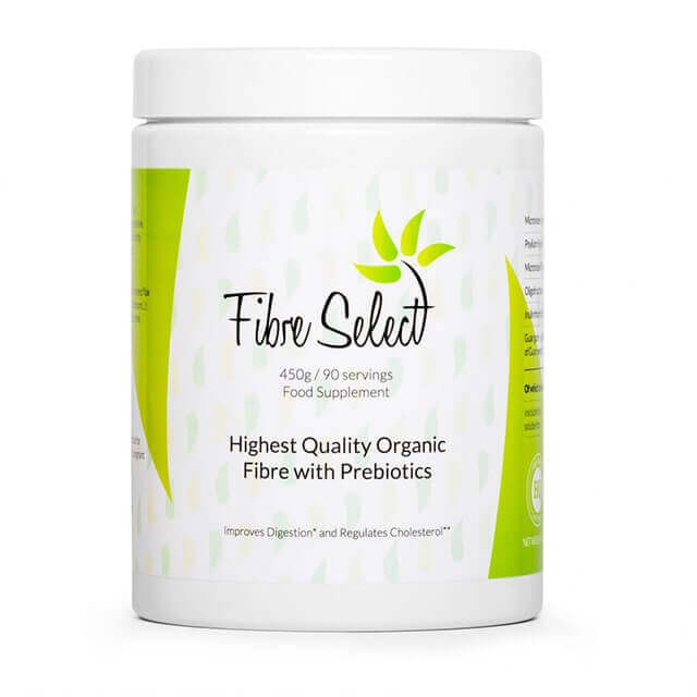 Fibre Select cleanses the body of toxins