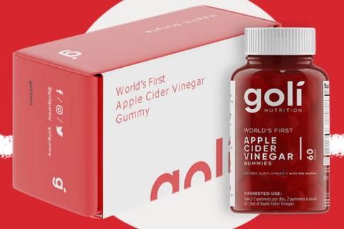 Goli nutrition gummies