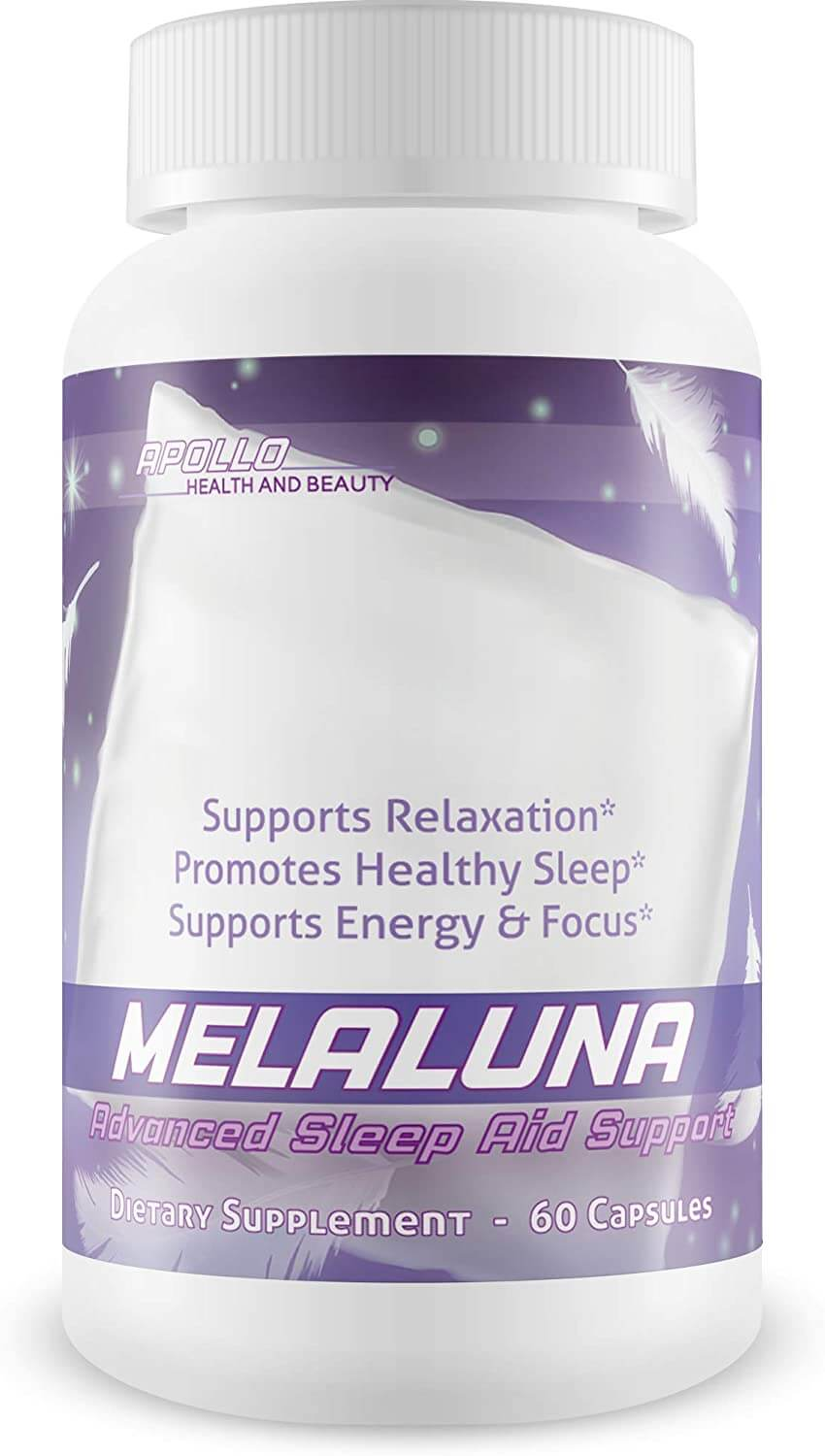 Mela luna sleep aid