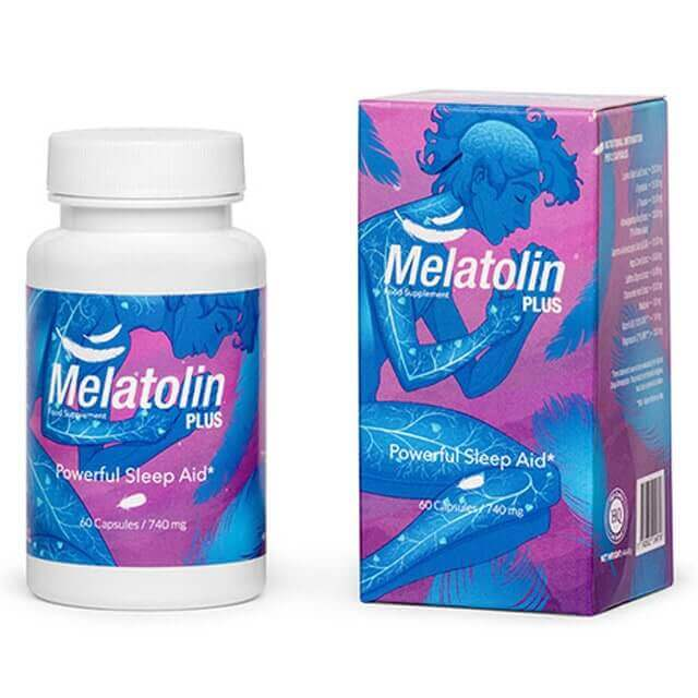 Melatolin plus - Top sleeping supplement