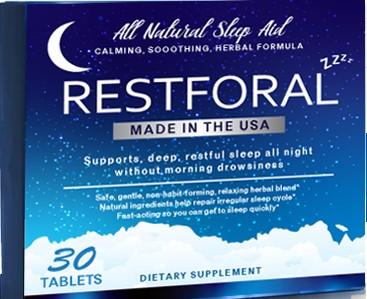 Restforal tablets