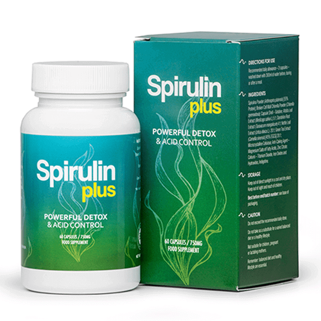 Spirulin Plus tablets