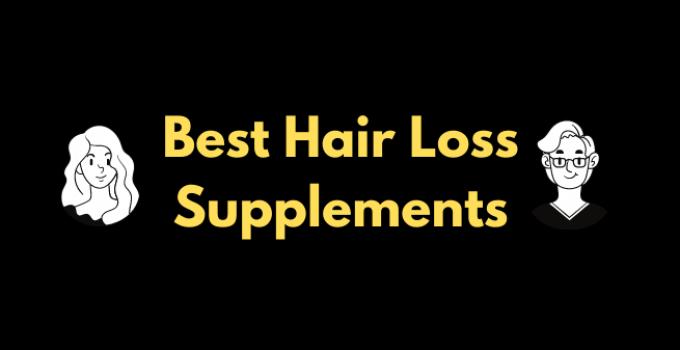 best hair loss supplements