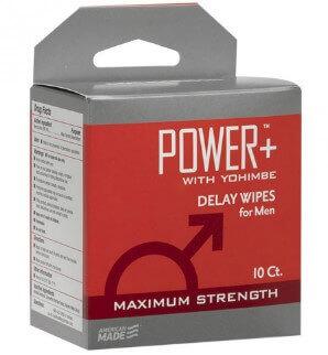 Power Plus With Yohimbe