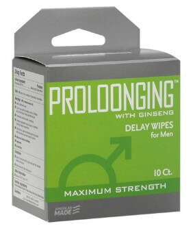 prolooning delay wipes