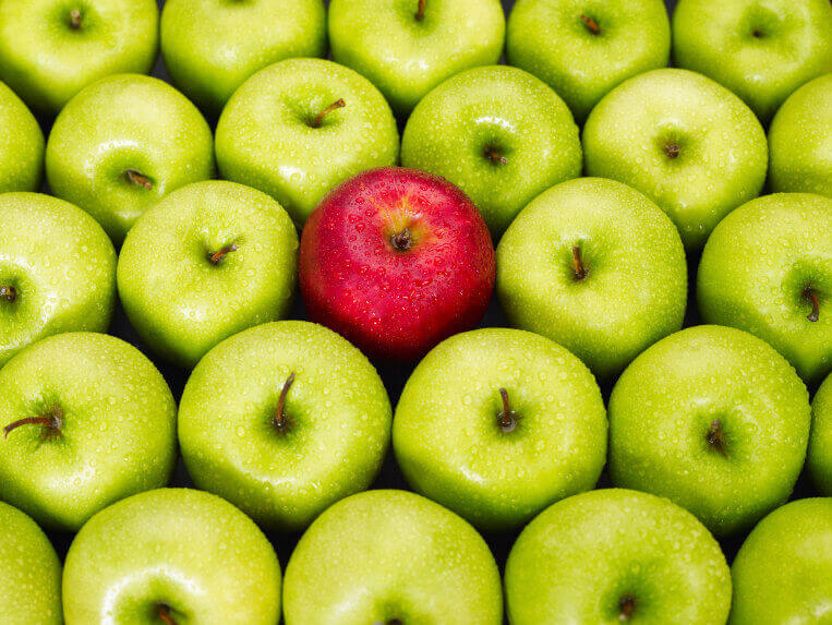 apple for body building